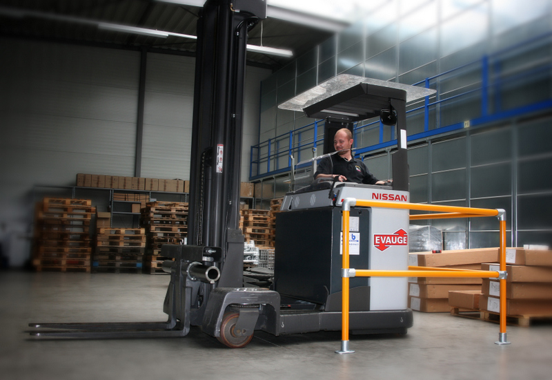 Forklift Rfid Exclusive Products Silent Partner Technologies
